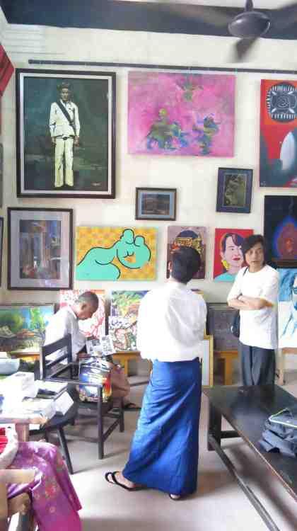 Bagyi Aung Soe 1