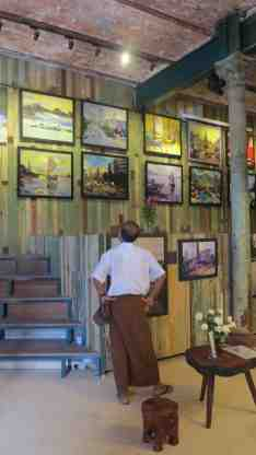 Pansodan Scene Shwe Thein show